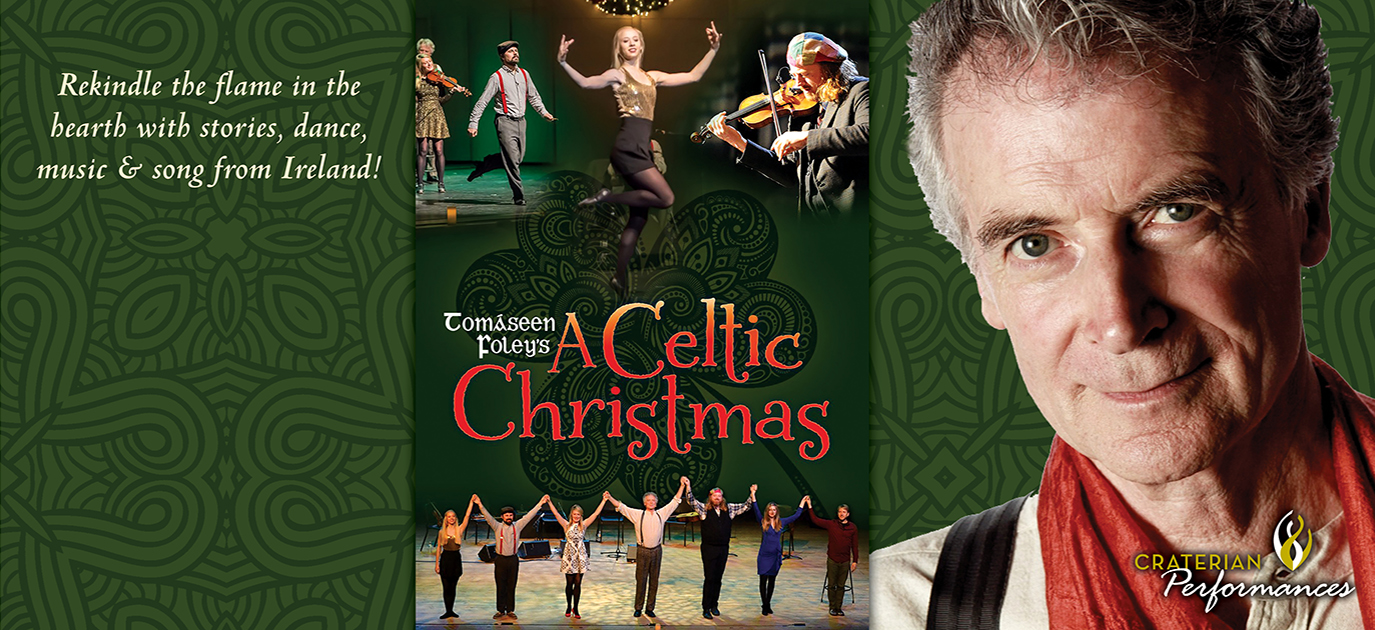 Tomáseen Foley's A Celtic Christmas