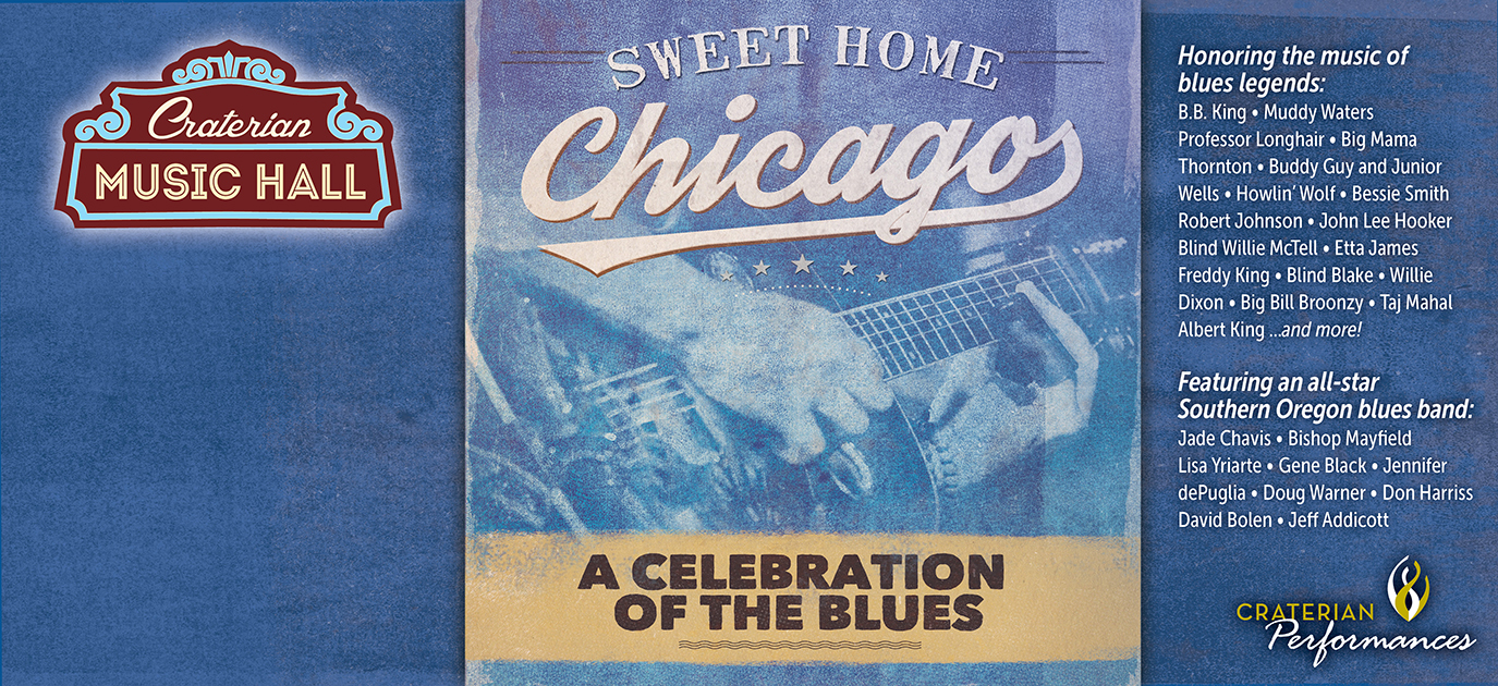 Sweet Home Chicago - A Celebration of the Blues