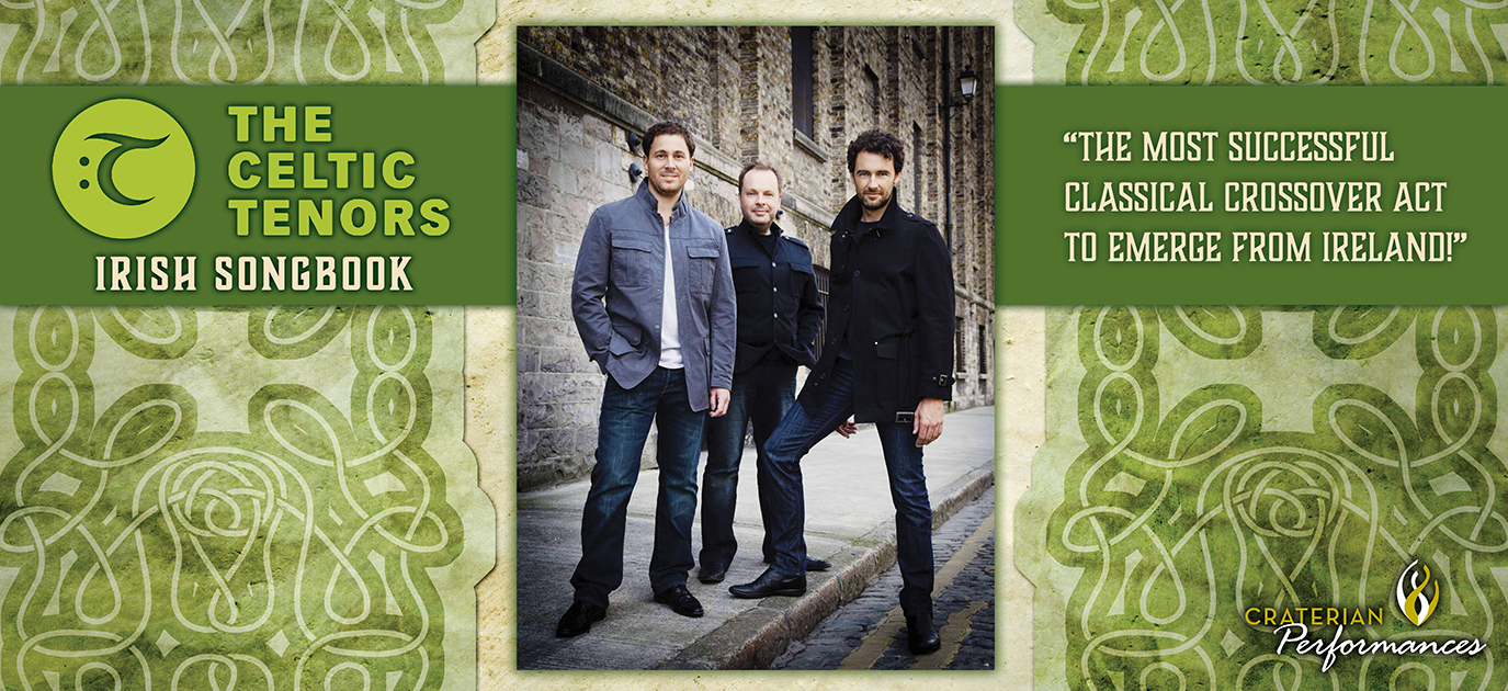 The Celtic Tenors Irish Songbook