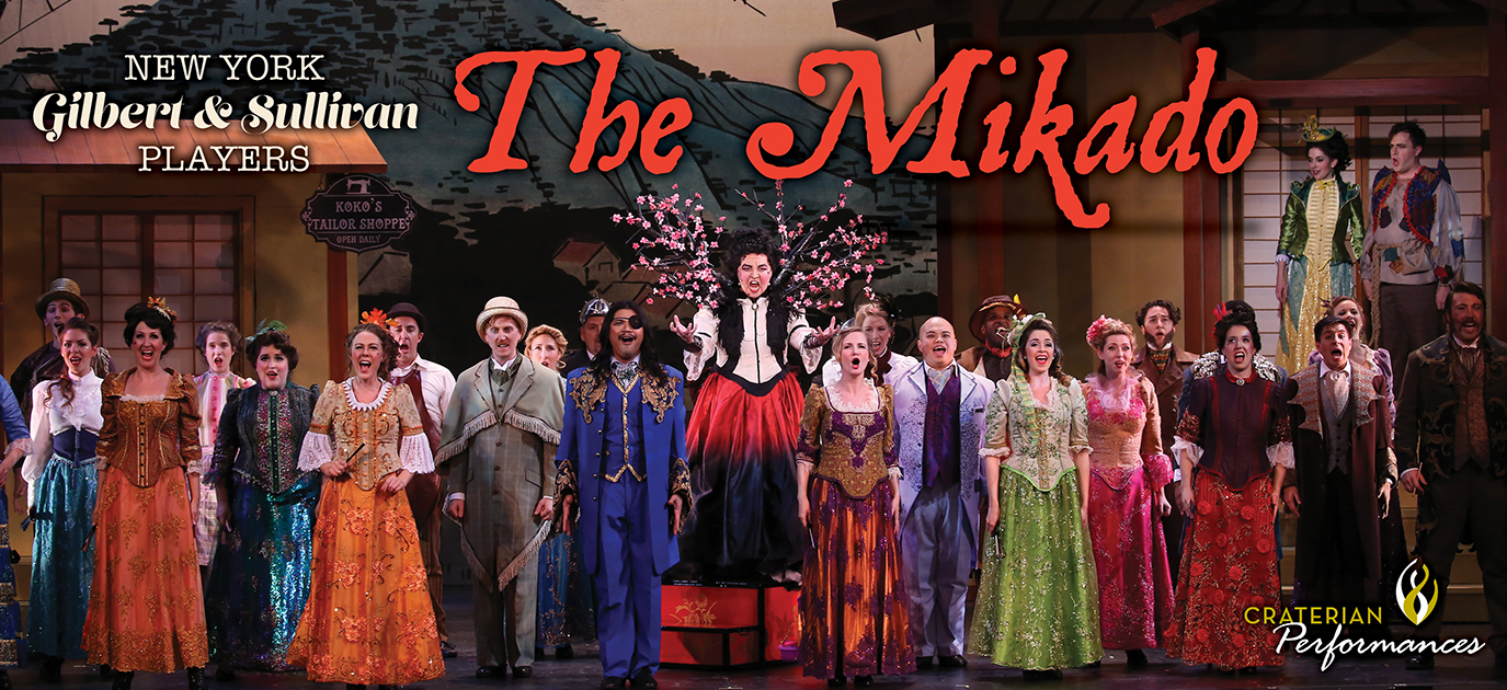 New York Gilbert & Sullivan Players, The Mikado