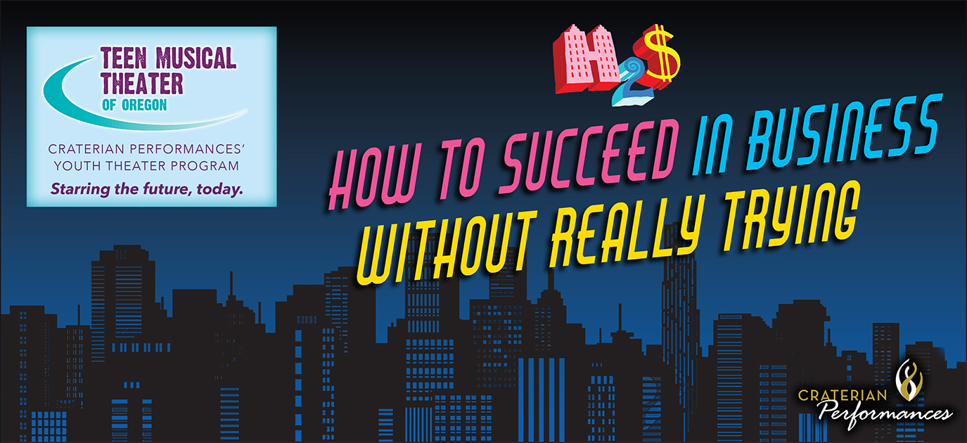 TMTO: How to Succeed in Business Without Really Trying