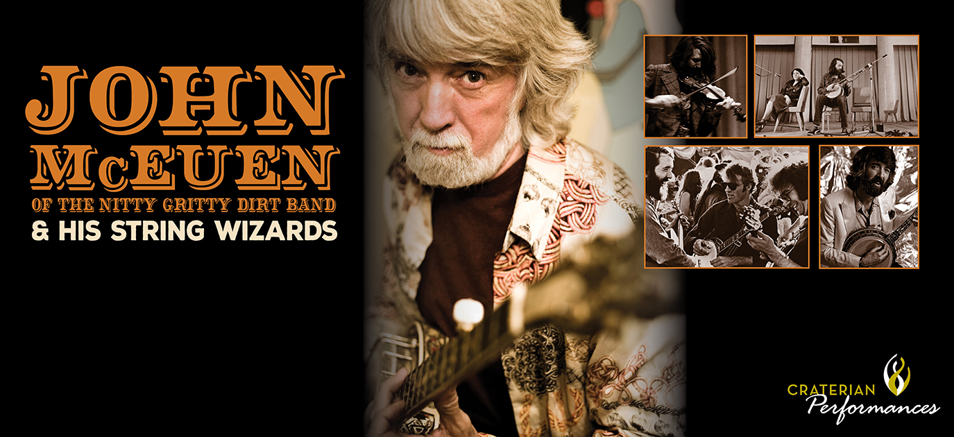 John McEuen and His String Wizards - Will the Circle Be Unbroken