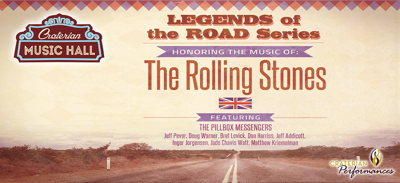 Legends of the Road, Honoring the Music of The Rolling Stones