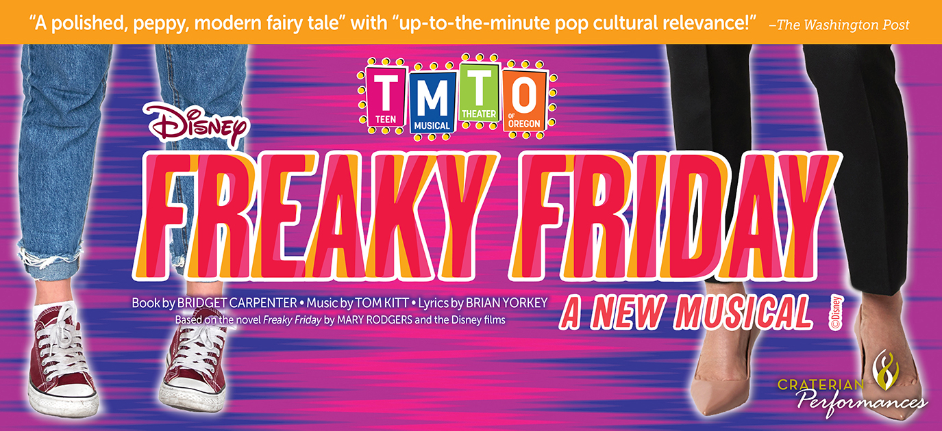 TMTO: Disney's Freaky Friday