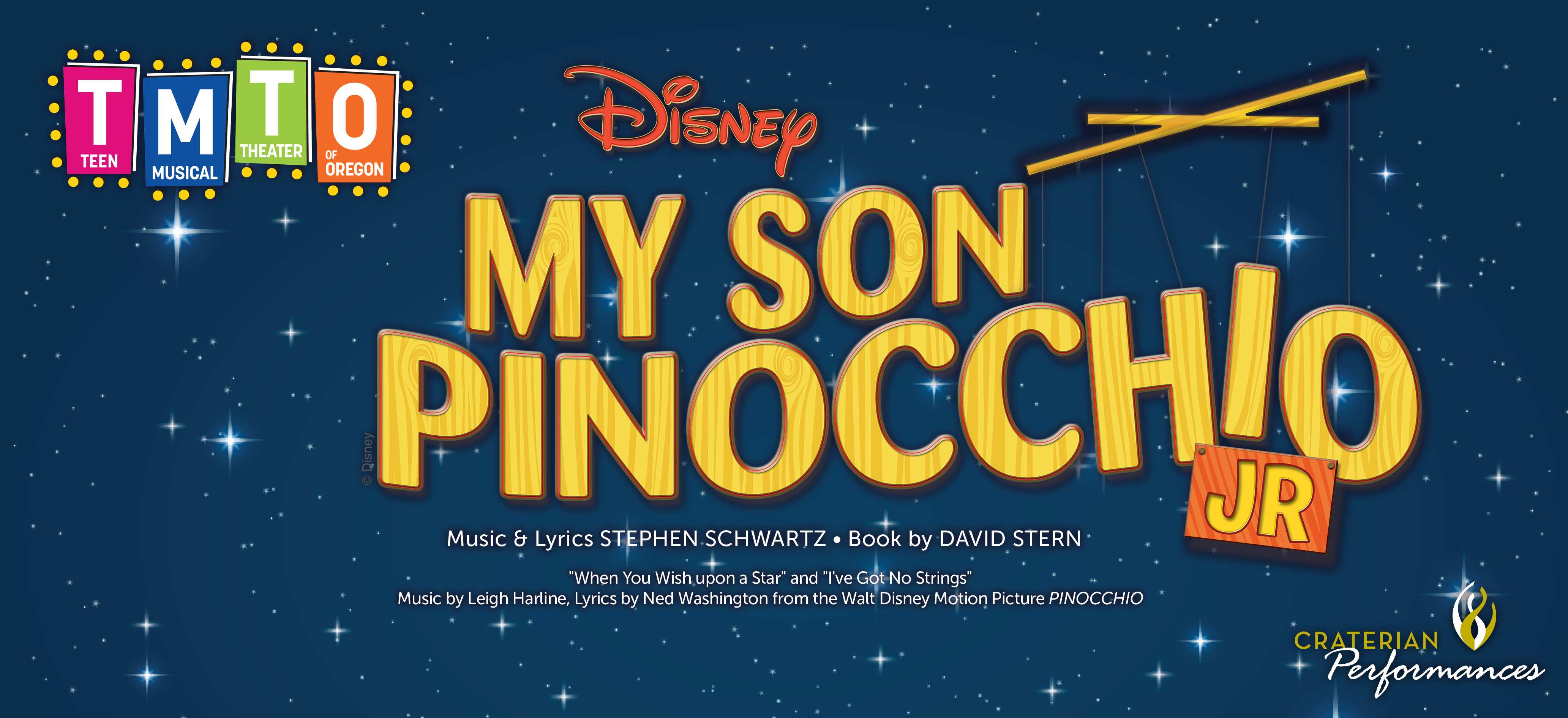 TMTO : Disney's My Son Pinocchio JR