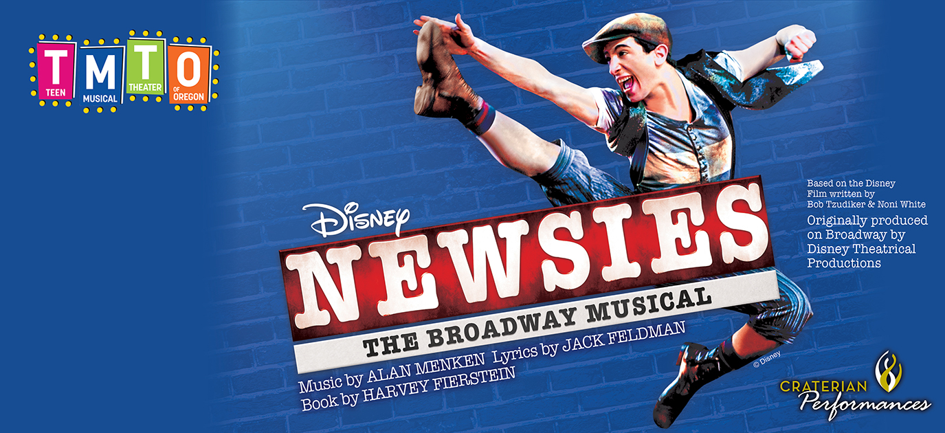 TMTO: Disney's Newsies the Musical