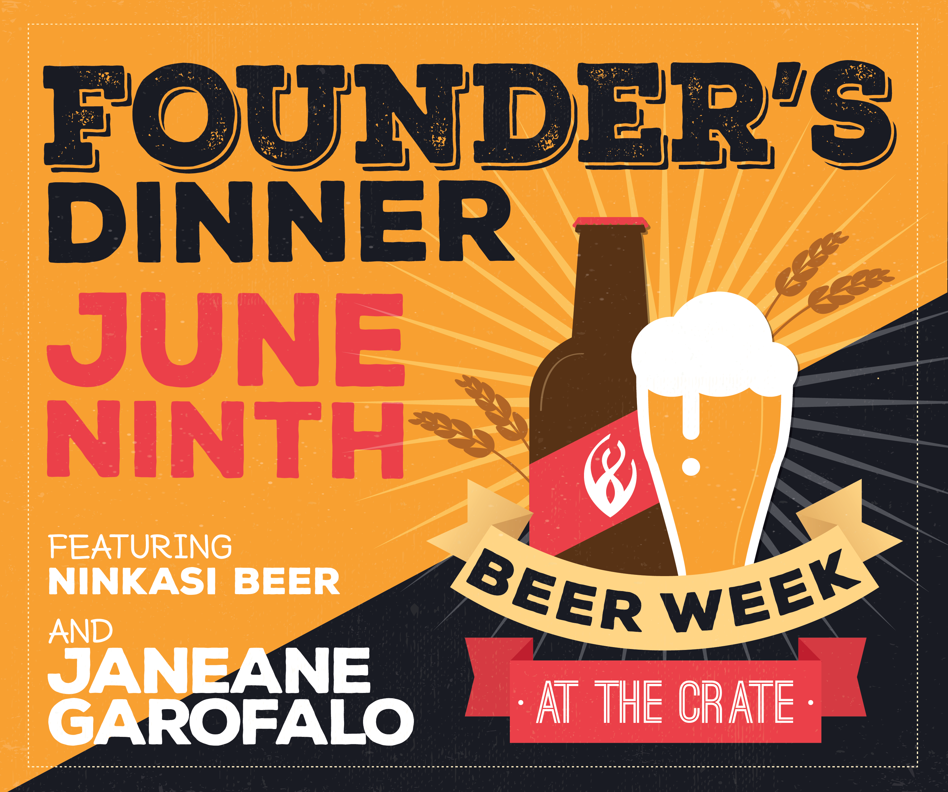 Beer Week Brew-A-Palloza VIP Founder's Dinner