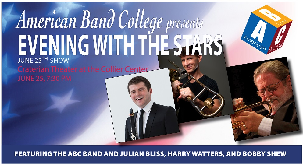 The American Band College ABC Live; Evening With The Stars