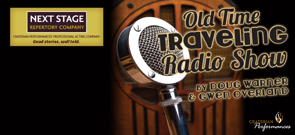 Old Time Traveling Radio Show<br/>by Doug Warner & Gwen Overland