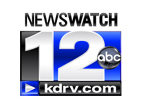 Newswatch 12 KDRV-logo