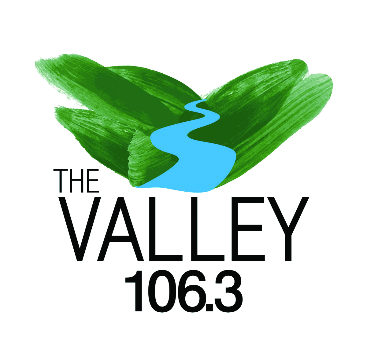 The Valley 106.3-logo
