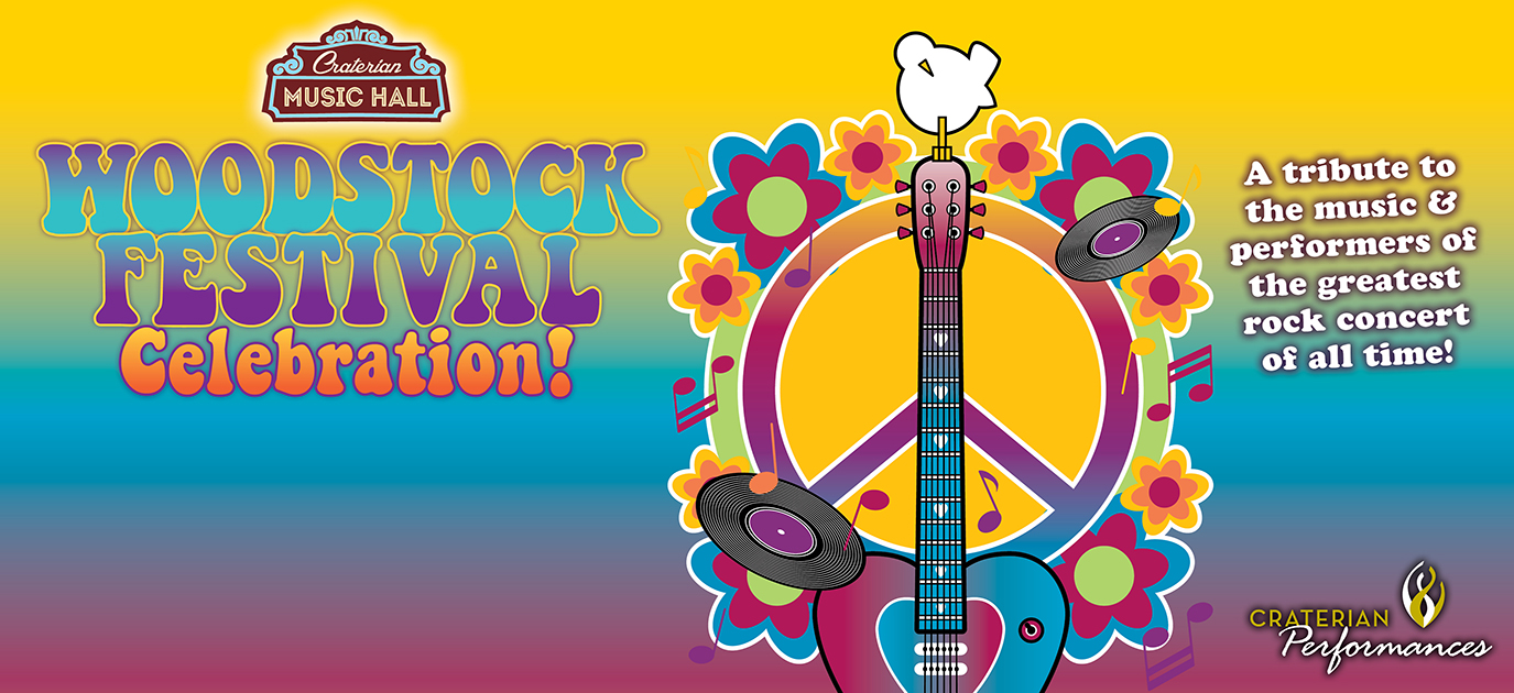 Woodstock Festival Celebration!