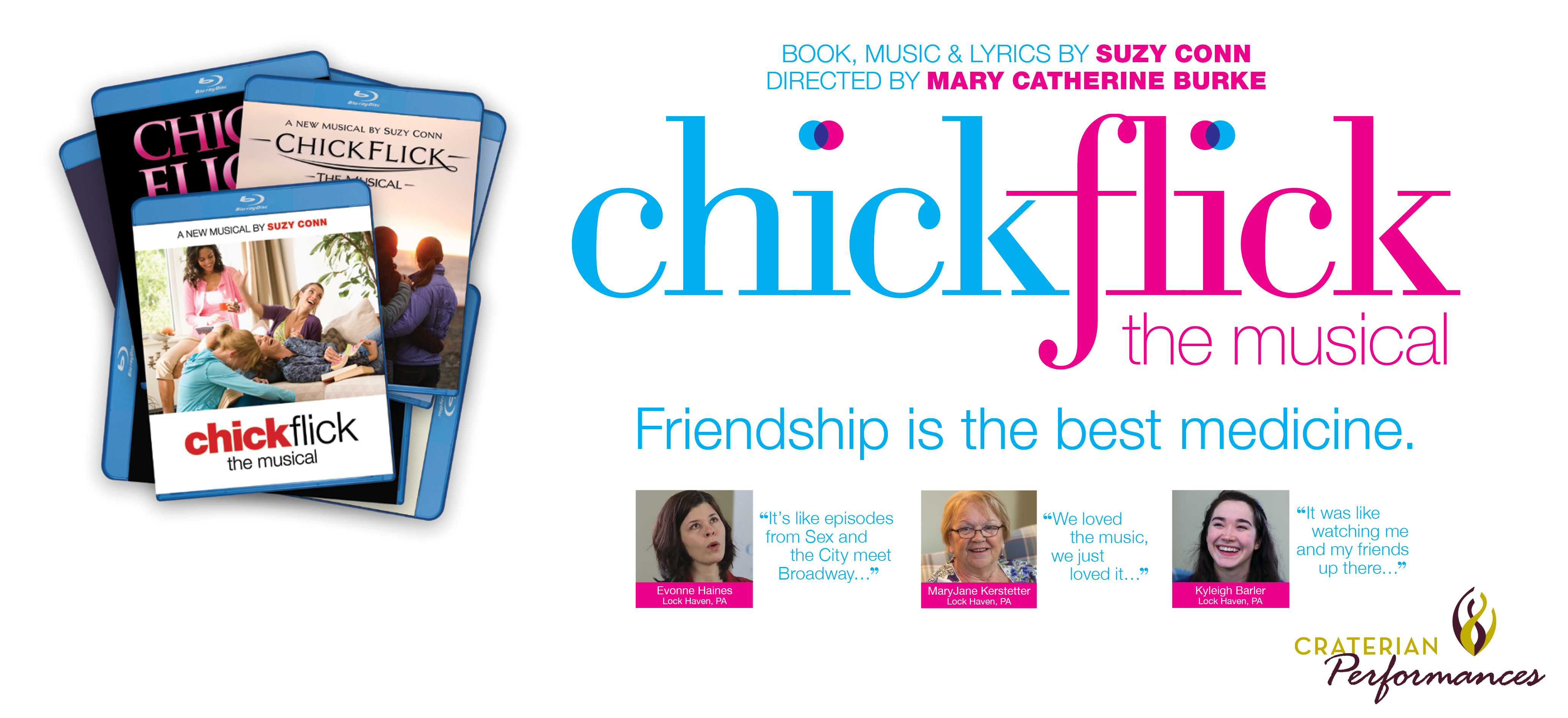 Chick Flick, The Musical