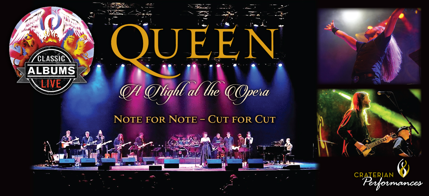 Classic Albums Live: Queen, A Night at the Opera