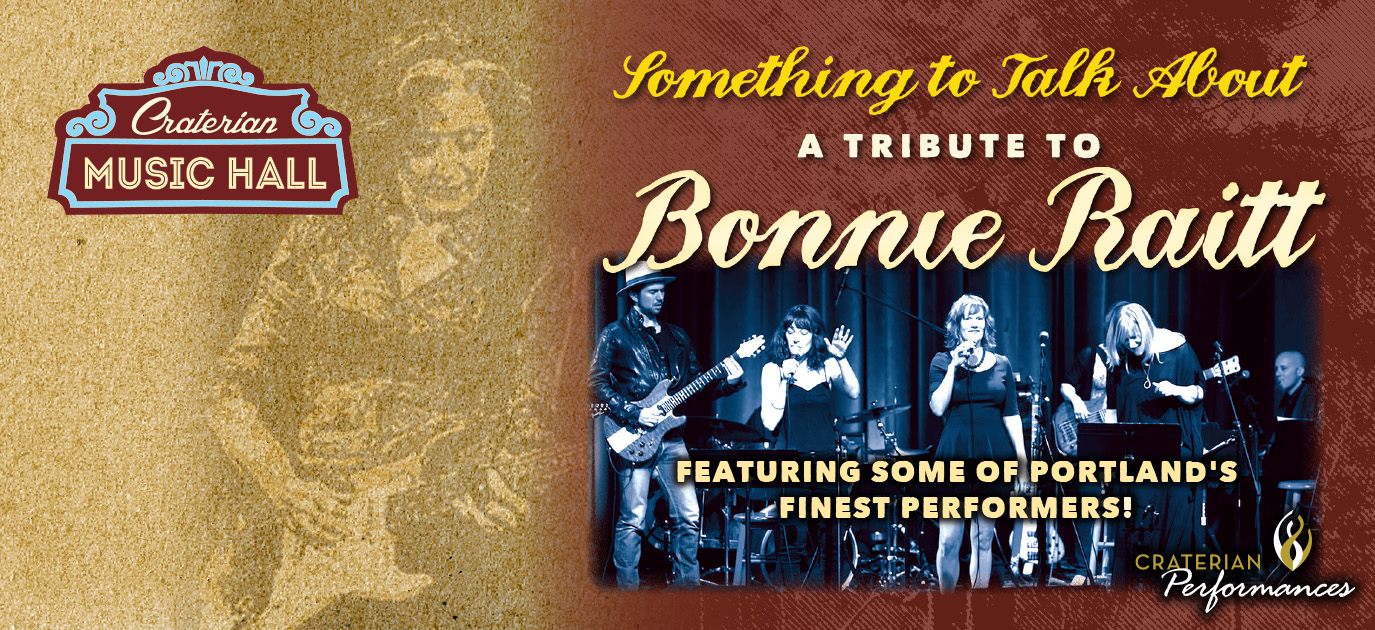 Something to Talk About: A Tribute to Bonnie Raitt