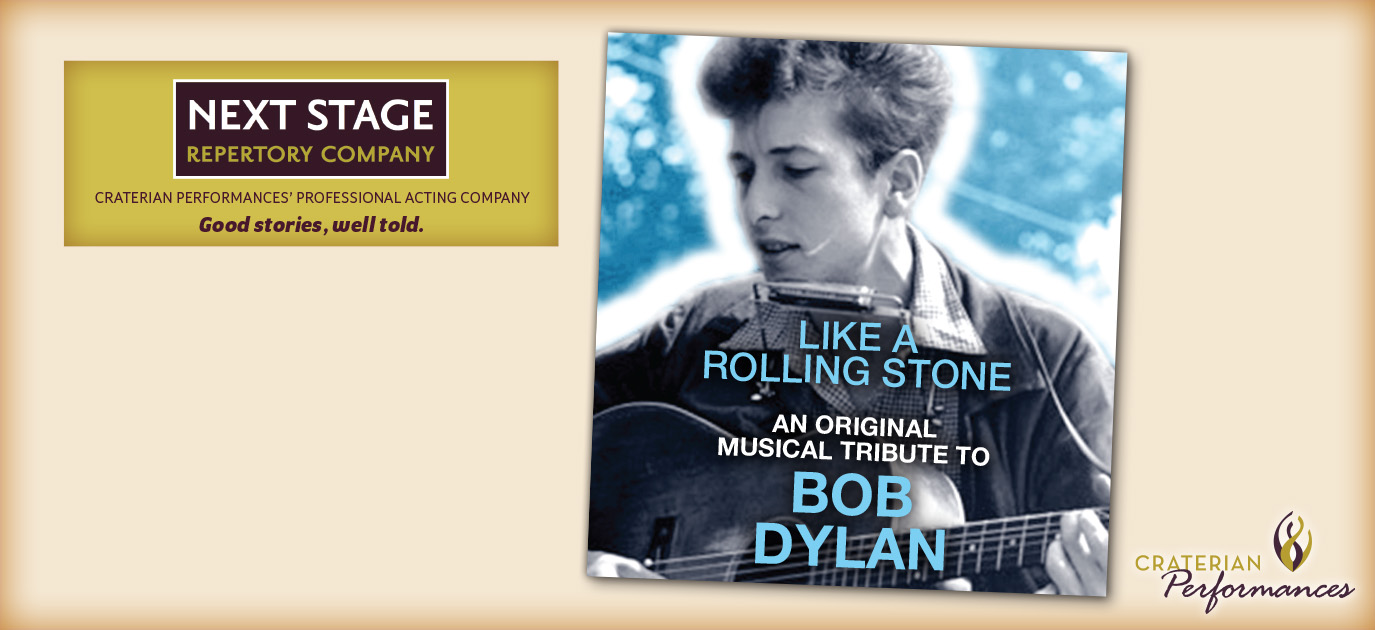 LIKE A ROLLING STONE<br/>An Original Musical Tribute To<br/>BOB DYLAN