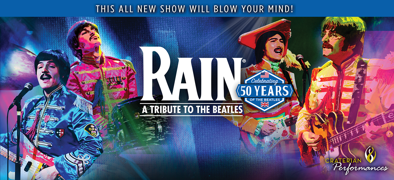RAIN<br/>A Tribute to the Beatles