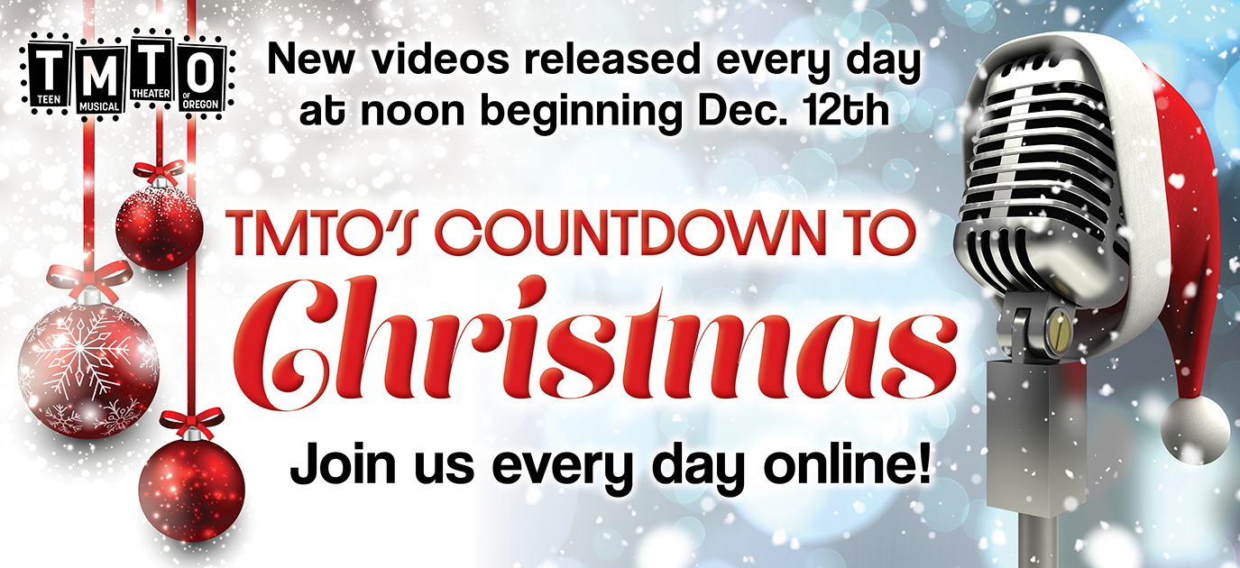 TMTO's Countdown to Christmas!
