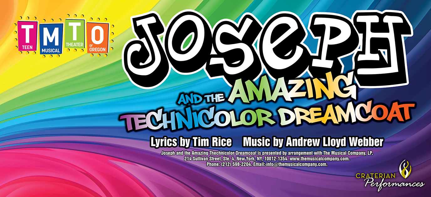 TMTO: Joseph and the Amazing Technicolor Dreamcoat
