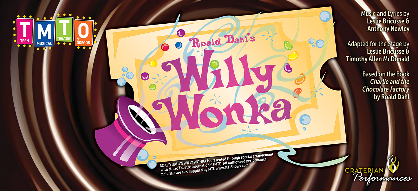 TMTO: Roald Dahl's Willy Wonka
