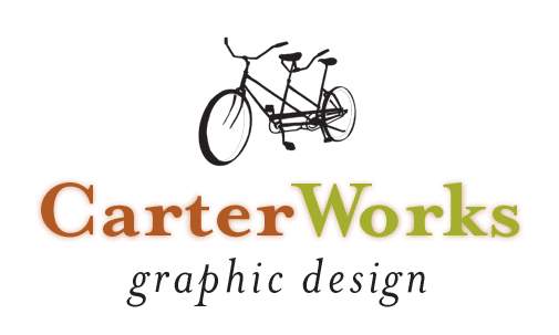 Carter Works Graphic Design-logo