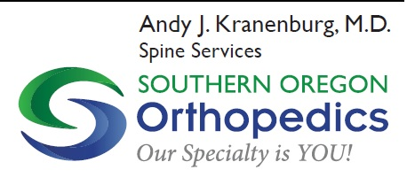 Dr. Andy J. Kranenburg of Southern Oregon Orthopedics-logo
