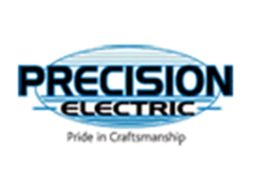 Precision Electric-logo